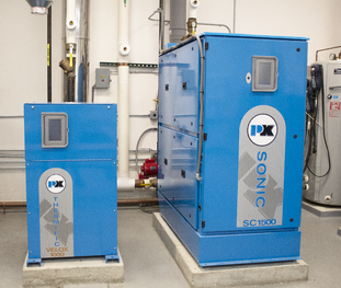 P-K SONIC and P-K THERMIFIC VELOX - Hybrid System